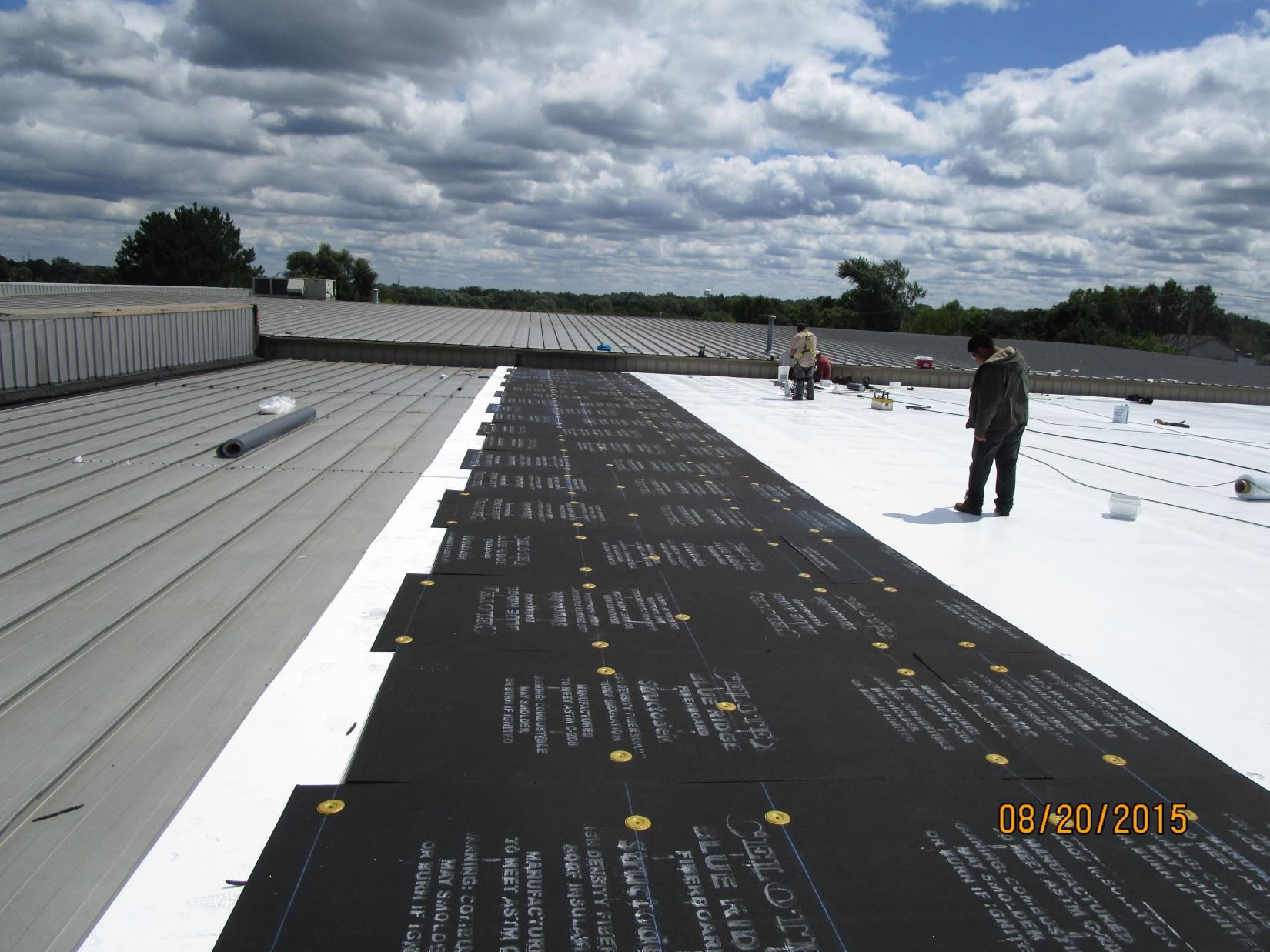 Industrial Roofing Redesign Bott Roofing
